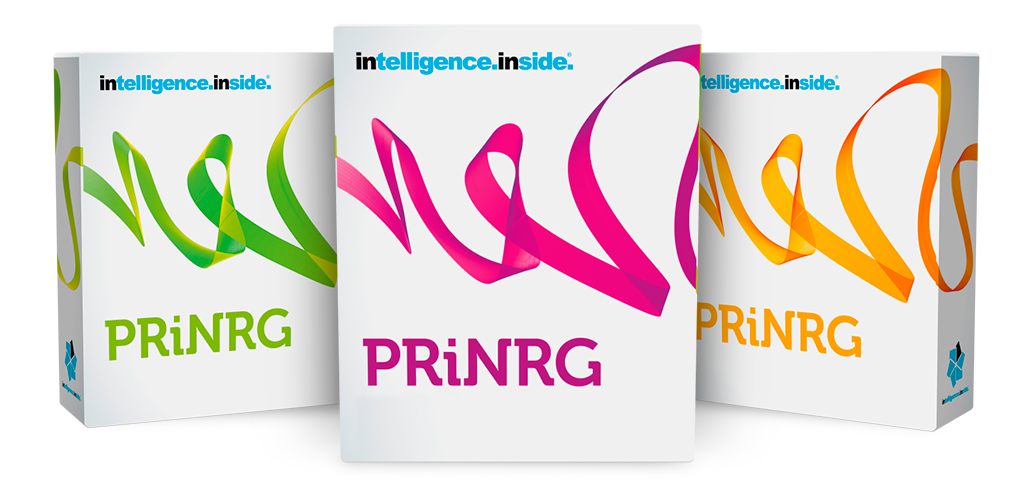 PRiNRG solutions software pakketten